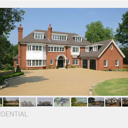 Brouard Architects, Farnborough Village,   Kent