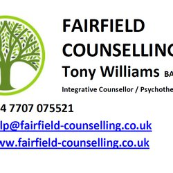 Fairfield Counselling, Kingston Upon Thames, Surrey