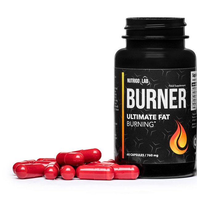 <p>Nutrigo Lab Burner - Weightloss</p>