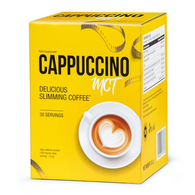 <p>Cappuccino MCT - Weight Loss</p>